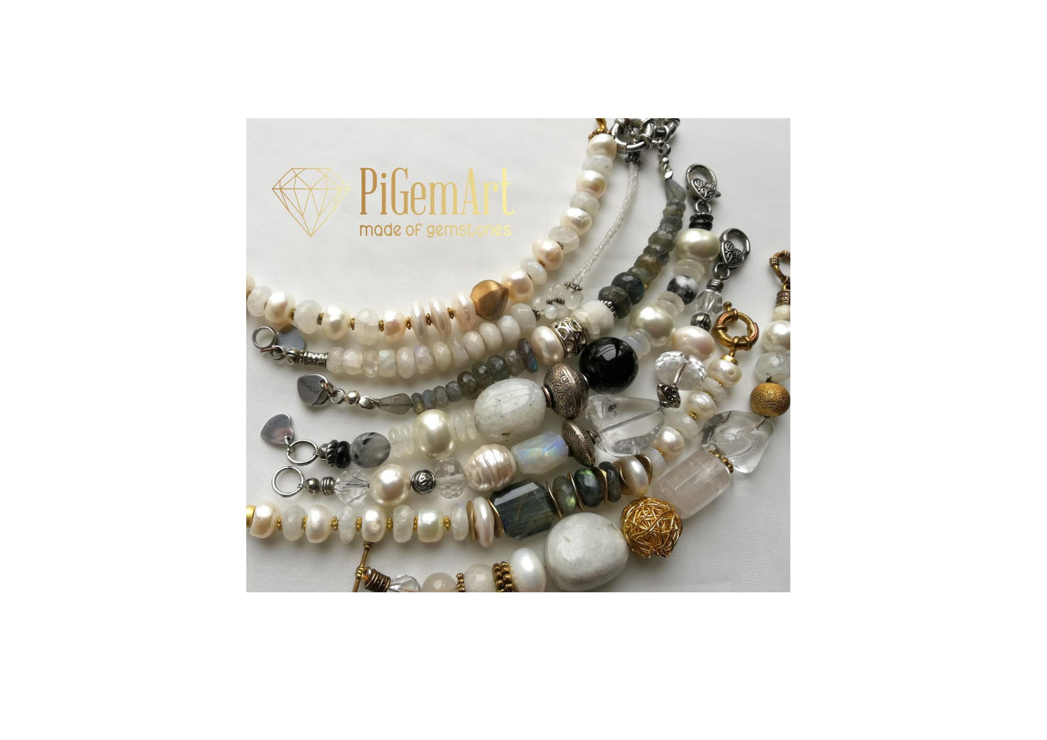 pigemart, asvanyekszer, bracelet, necklace, customized, karkötő, nyaklánc, gemstone, jewellery, egyediékszer